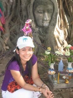 The thai girl from Ayutthaya