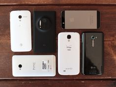 Smartphone camera battle: The iPhone 5S faces stiff competition