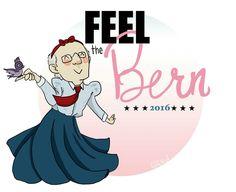 Feelin' patriotic Bernie 2016