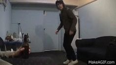 cuddlesinthekitchenyeah:  Finally made a gif of one of the best AM video diary moments ever, skater Al….. :P