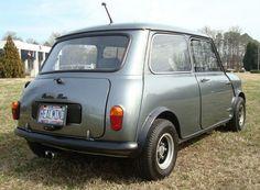 1966 Austin Mini Mk1