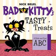 Bad Kitty's Tasty Treats