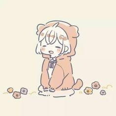 Make Your Art Successful – Create A Story With Your Drawing And Painting – Interesting Decor Cute Anime Chibi, Kawaii Anime, Kawaii Drawings, Cute Drawings, Cute Couple Cartoon, Kawaii Doodles, Dibujos Cute, Chibi Characters, Fanarts Anime