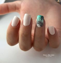 Nail Art Designs and Colors for Summer Best Acrylic Nails, Summer Acrylic Nails, Acrylic Nail Designs, Summer Nails, Diy Nails, Cute Nails, Pretty Nail Art, Dream Nails, Nagel Gel