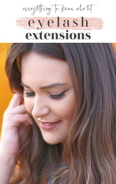 My Experience With Eyelash Extensions Best Beauty Tips, Beauty Hacks, Cosmetics Market, Bare Minerals Makeup, Makeup At Home, American Makeup, Cosmetic Design, Anti Aging Facial, Hair Shampoo
