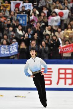 フィギュアスケートのグランプリ(GP)シリーズ今季第6戦、NHK杯は27日、長野市のビッグハットで...