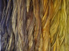 Forest Floor Gradient Pack of blended wool tops. This gradient has been created to make a seamless transition from one colour to the next. Packing, Long Hair Styles, Beauty, Bag Packaging, Cosmetology, Long Hairstyles, Long Hair Cuts, Long Hairstyle, Long Haircuts