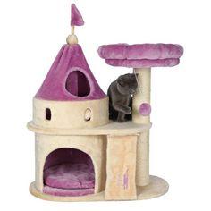 Arbre à chat et griffoir - Arbre à chat Life in a Castle pour chats