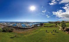 Golf Amarilla Tenerife