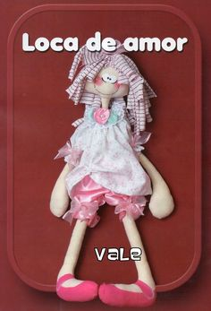 Baby Diy Projects, Projects To Try, Sewing Dolls, Soft Dolls, Doll Clothes, Album, Christmas Ornaments, Holiday Decor, Crafts