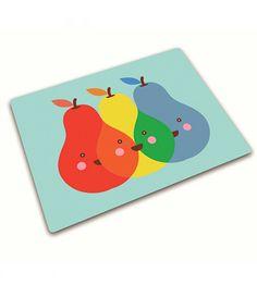 Разделочная доска Pears