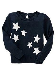 Star sweater
