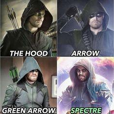 Arrow Costume, Arrow Tv Series, Supergirl 2015, Infinite Earths, Team Arrow, Black Lightning, Stephen Amell, Batwoman, Green Arrow