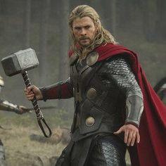 Thor Dark World, Chris Hemsworth