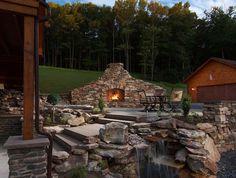 Naturally Beautiful Log Home Tour - Timberhaven Log & Timber Homes