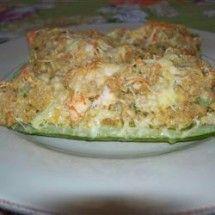Stuffed Zucchini: Stuffed Zucchini I
