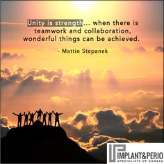 Working together not only offsets the heavy load, but it helps you to achieve tasks that otherwise could not be achieved.