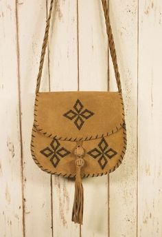 Bohemian Fringe Embroidery Bag - Goods - Retro, Indie and Unique Fashion - StyleSays