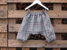 Überprüfen Bettwäsche Jungen Sommer Shorts, 98 von ZanziBach - Kinder Kleidung auf DaWanda.com
