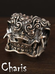 Lunatic Nights | Rakuten Global Market: Charis Left Handed Materials [獅子 Ring] (silver accessory / Silver925 / ring )