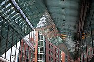 Architectural Canopy Shines in Battery Park City - NYTimes.com