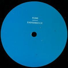 Rose Records - ROSE04  M.ono - Easydance EP