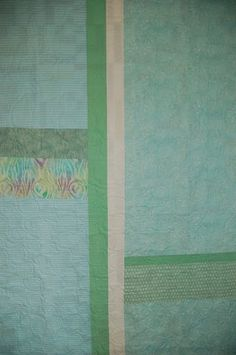 Back of Bento Box Quilt by Mary Kelly