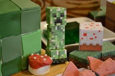 free paper minecraft printables