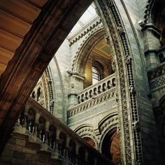 arches of stone...