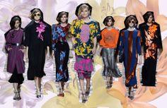 Paris Fashion Week: Dries van Noten AW2014