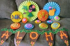 Ideas de decoración para fiestas hawaianas | Handspire