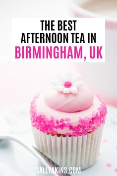If you're visiting Birmingham, England, then afternoon tea is a luxurious way to relax and take it easy. Tuck into dainty sandwiches, scones, little cakes and maybe a glass of fizz in this most English of traditions. Here are some of the best places to indulge in Afternoon Tea in Birmingham, England Pretty Cakes, Beautiful Cakes, Best Afternoon Tea, Gluten Free Scones, Palate Cleanser, Birmingham England, Finger Sandwiches, Clotted Cream, Little Cakes