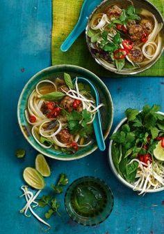 Vietnamese Noodle Soup - Photographer - Gareth Morgans