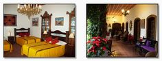 Hotel Casa Antigua - we stayed a week in this nice hotel in Antigua, Guatemala