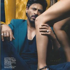 Celebrating Diwali in true style Mr Khan  #shanrukhkhan wearing Zoe and Morgan Men's rings in this months Vogue India @vogueindia #signetring #mensjewelery