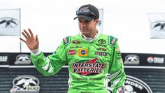 Jerome Miron, USA TODAY Sports - Jerome Miron, USA TODAY Sports - David Ragan to drive #55 Sprint car for Michael Waltrip after Kyle Busch returns  (2015)