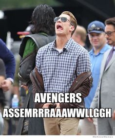 Some of the funniest Mormon Memes from the Avengers