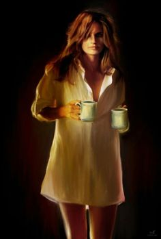 random-ship: coffee for two by E Artist: Random Ship Medium: digital Gallery… Castle Tv Series, Castle Tv Shows, Canadian Actresses, Actors & Actresses, Stana Katic Hot, Nathan Fillon, Tamala Jones, Molly Quinn, Actrices Sexy