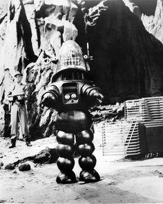 Robby The Robot 1956 Forbidden Planet