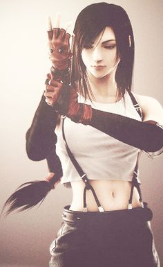 Tifa Lockhart, Final Fantasy VII