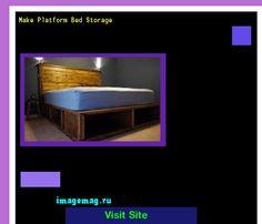 Make Platform Bed Storage 092640 - The Best Image Search