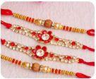 Send Rakhi to India - Rakhi Gifts, Online Rakhi 2020 Rakhi Message, Send Rakhi To India, Rakhi Gifts, Raksha Bandhan, Online Gifts, Beaded Bracelets, Pearl Bracelets, Seed Bead Bracelets, Pearl Bracelet