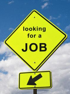 Okay, so obviously, we will never actually see an actual sign like this. However, opportunities can present themselves where we can easily find a source of employment. Employment being a step towards achieving one of my philosophies neccessities: money.