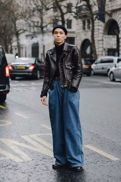 The Best Street Style From London's Fall 2017 Men's Shows #StyleMadeEasy