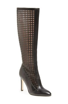 """""""This is my sexy boot. It was inspired by iconic costume designer and stylist Patricia Field"""" -Sarah Jessica Parker"""