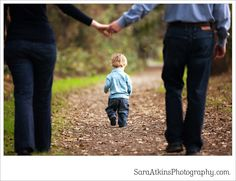 I can just see this with 2 or 3 kids holding hands with the parents behind. So sweet!!