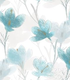 이미지 보기 : 네이버 카페 Cute Wallpapers, Wallpaper Backgrounds, Watercolor Flowers, Watercolor Art, Flower Patterns, Print Patterns, Polaroid Frame, Decoupage Paper, Background Pictures