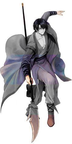 Son Hak | Akatsuki no Yona | ♤ #anime ♤