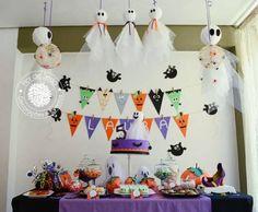 festa infantil fantasmas                                                                                                                                                     Mais