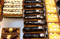 eclairs and such